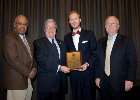 Ivan Sascha Sheehan - USM Board of Regents Award 1